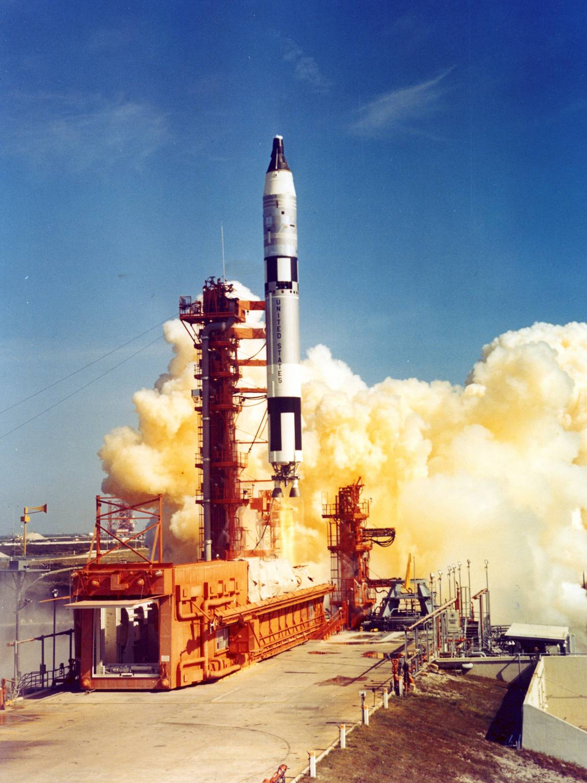 Why Did NASA Choose an Untested Missile to Launch Gemini?