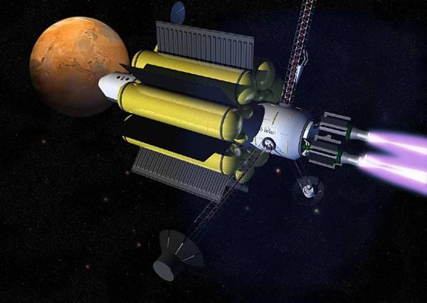 VASIMR Plasma Rocket Passes Power Test, Announces Launch Date