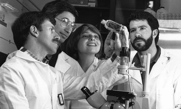 What's Up With Science's Gender Gap?