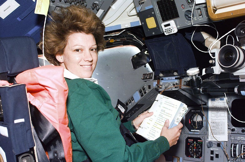 First Female Commander Of A Space Shuttle To Speak At RNC