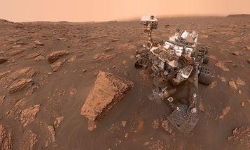 Why NASA needs to flip Curiosity's 'brain' over