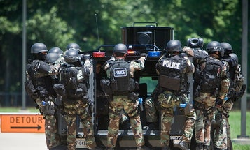 A Spotter's Guide To Military-Grade Gear Now Being Used By Police