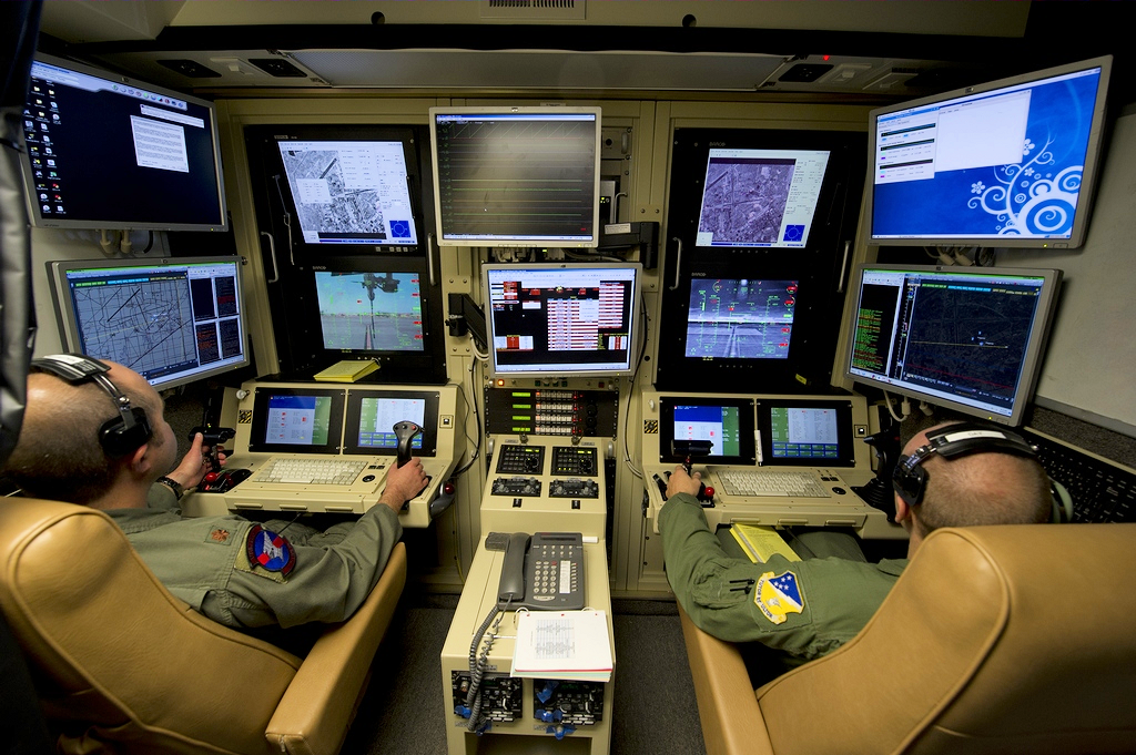 Pentagon Agrees To Recognize Drone Pilots With A Decoration