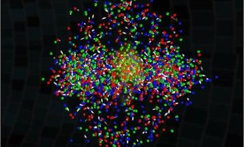 RHIC Collider Creates Quark-Gluon Plasma at 4,000,000,000,000 Degrees Celsius