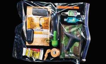 Here's what's inside the modern explorer's survival kit