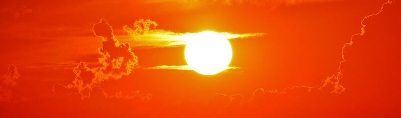 Can we blame climate change for February's record-breaking heat?