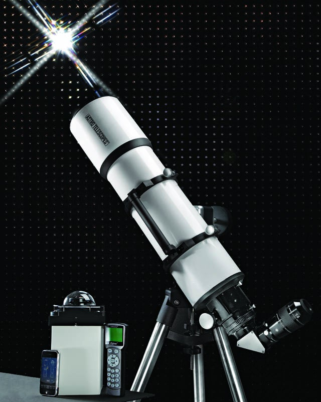 Fully Loaded: The Ultimate Backyard Observatory for Stargazers