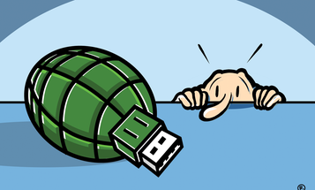 Ask A Geek: Will Yanking A Portable Drive Destroy My Data?