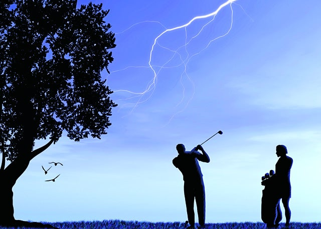 Are Men Or Women More Likely To Be Hit By Lightning?