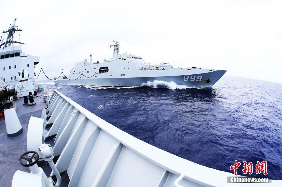 The Hunt For Flight MH 370: Joint Humanitarian Operations With Chinese Characteristics