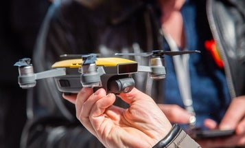 You once again have to register your drone—yes, even the little ones