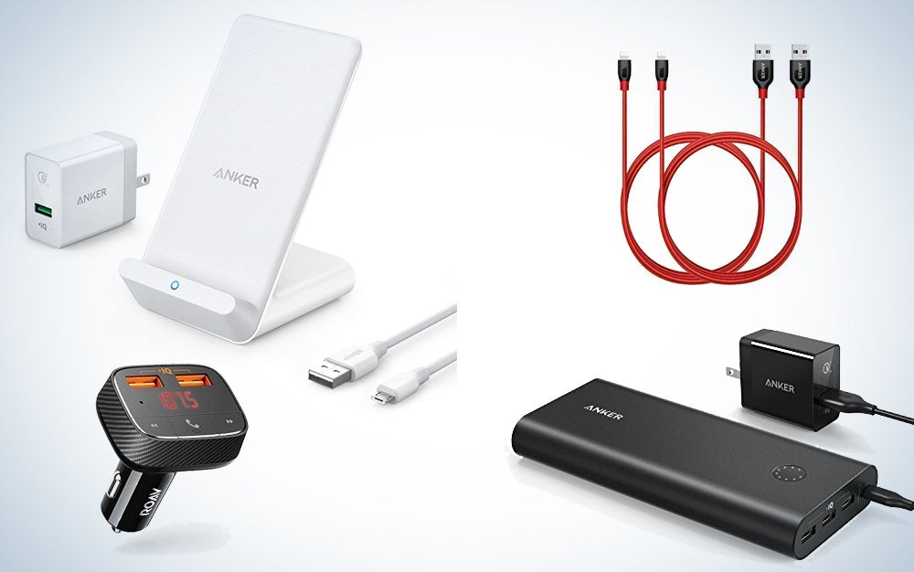 Anker charging products