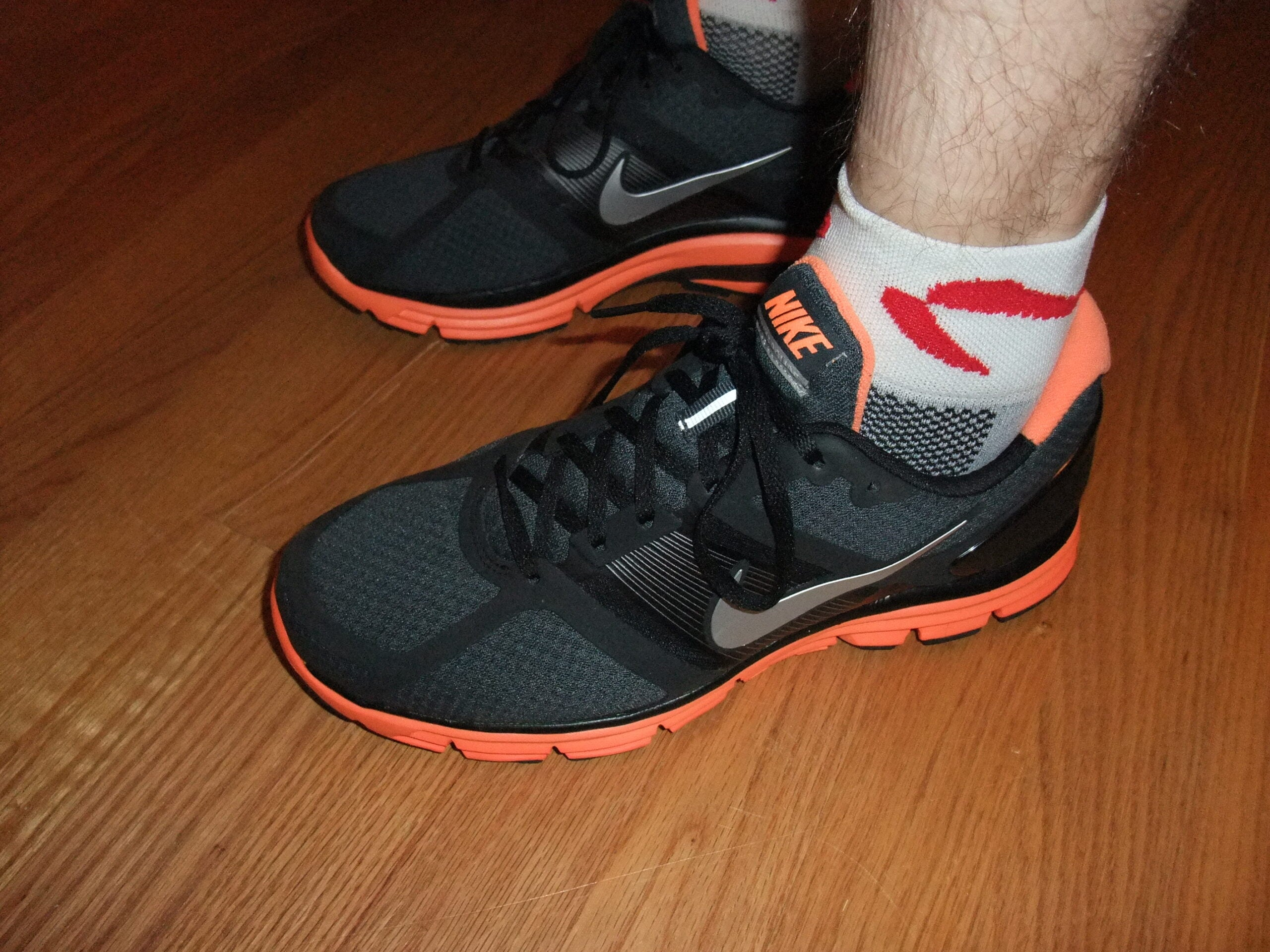 Nike LunarGlide+: the Five-Minute Review