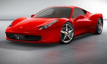 Red Hot: Ferrari Previews F430 Successor