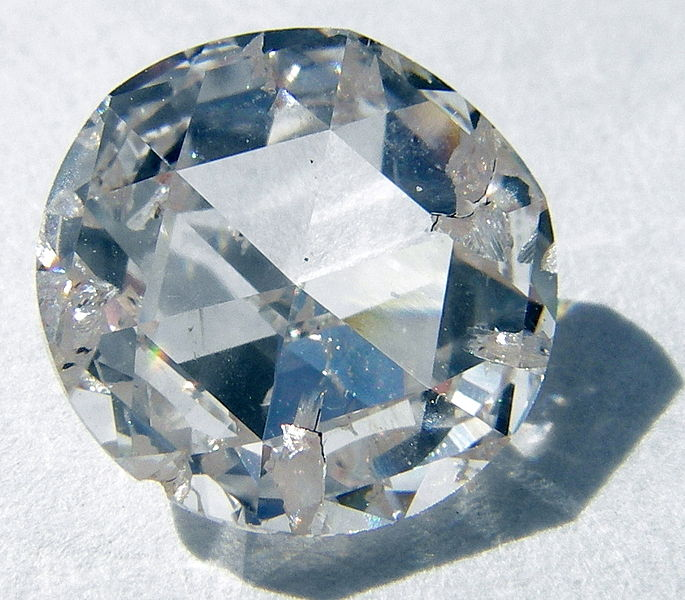 Diamond Industry Invests in Lab-Created Knockoffs For Semiconductors