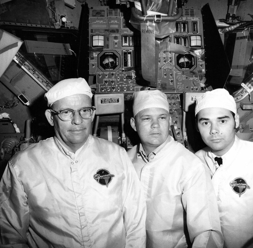 Preparing for Apollo 12