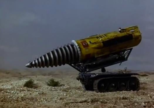An Autonomous 'Bot that Burrows Underground to Deliver Deadly Payloads