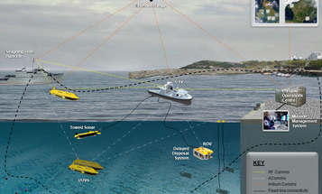 UK And France Are Building Robots To Fight Underwater Explosives