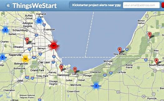 Website Of The Month: ThingsWeStart.com