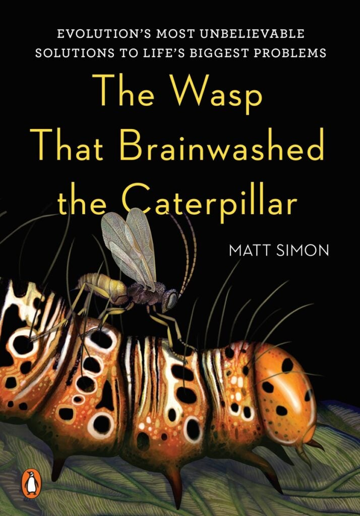 *The Wasp that Brainwashed the Caterpillar* cover
