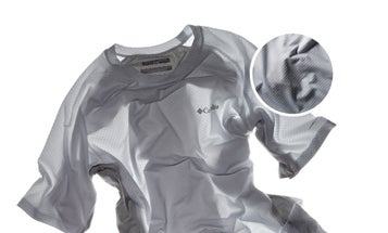 The First Cooling Shirt That Lowers Body Temperature