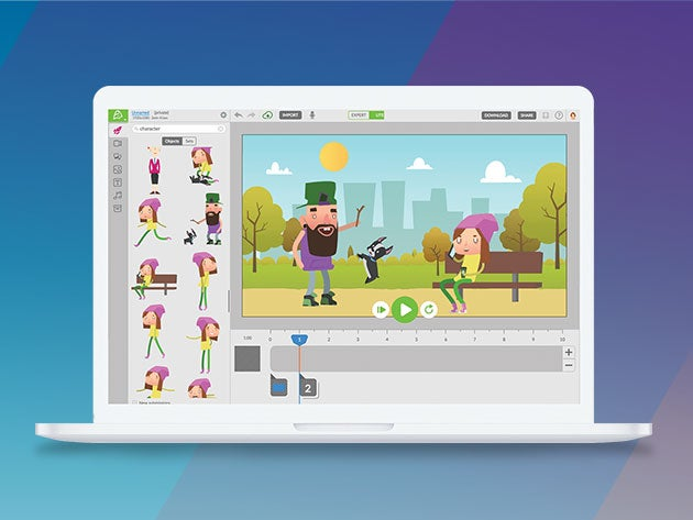 Animatron lets you create awesome videos with little know-how