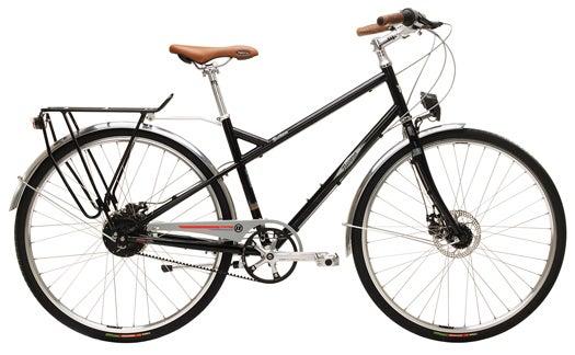 Testing the Novara Gotham: A Bike With Infinite Gears