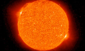 When The Sun Unleashed Its Recent Plasma Blast, Earth Got Lucky