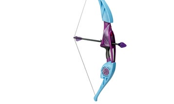 EXCLUSIVE: Nerf's Newest And Most Powerful Bow Is Specifically For Girls