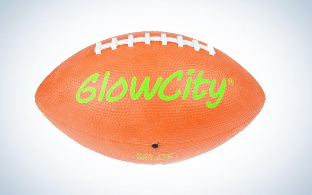 Glow City LED sports balls