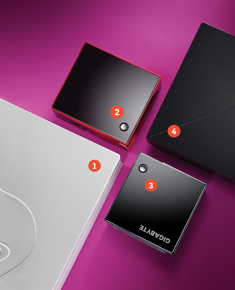 Game Consoles, Meet Your Competition