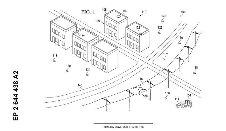 Boeing 'base station' concept would autonomously refuel military drones