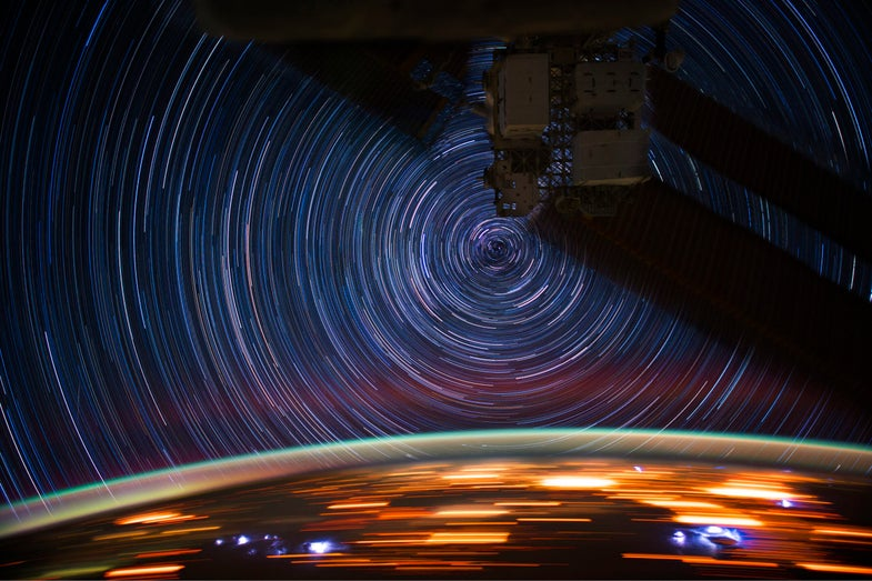 10 incredible space photos from astronaut Don Pettit's new book