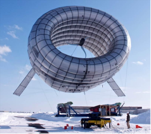 Video: An Inflatable, Flying Turbine Goes Higher to Find Stronger Winds
