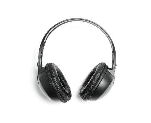 High-Tech, Old-School Headphones