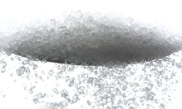 New Sugar Substitute: Nanoparticles Of Sand Coated In Sugar