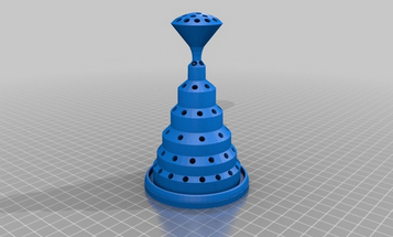 Expired Patents Turned Into Models You Can 3-D Print