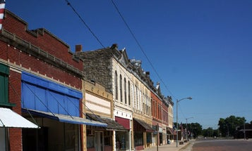 In Which We Ponder the Future of Small American Towns