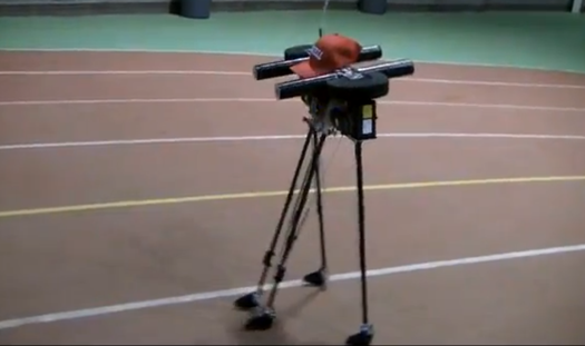 Video: Ranger Robot Sets New Distance Record, Walking 40 Miles on a Single Charge