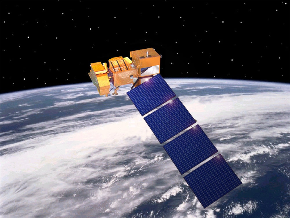 Chinese Officials Deny Hacking U.S. Environment-Monitoring Satellites