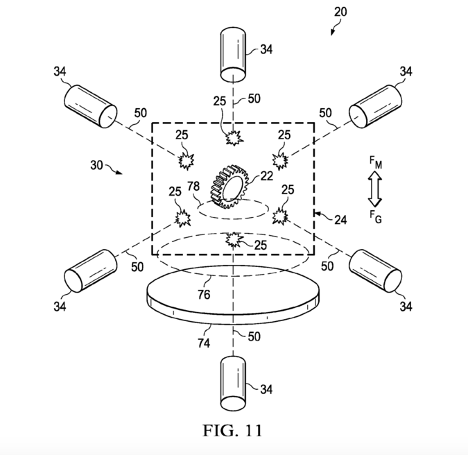 A New Boeing Patent Describes Levitating 3D Printing