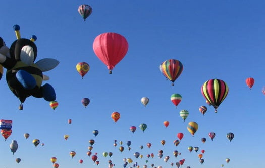 Microwave Balloons Could Form New Super-Fast Transatlantic Trading Line