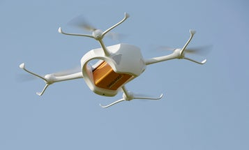 Switzerland Has Started Testing Mail Delivery Drones