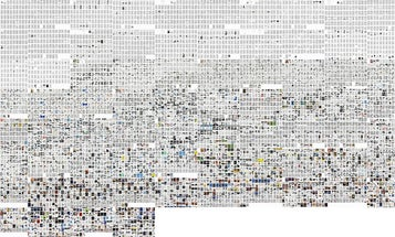 125 Glorious Years of Popular Science in One Giant Picture