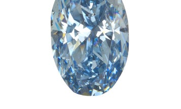 The secret origins of blue diamonds are finally coming to the surface