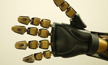 Prosthetic Limbs Could Have Artificial Skin That Really Feels