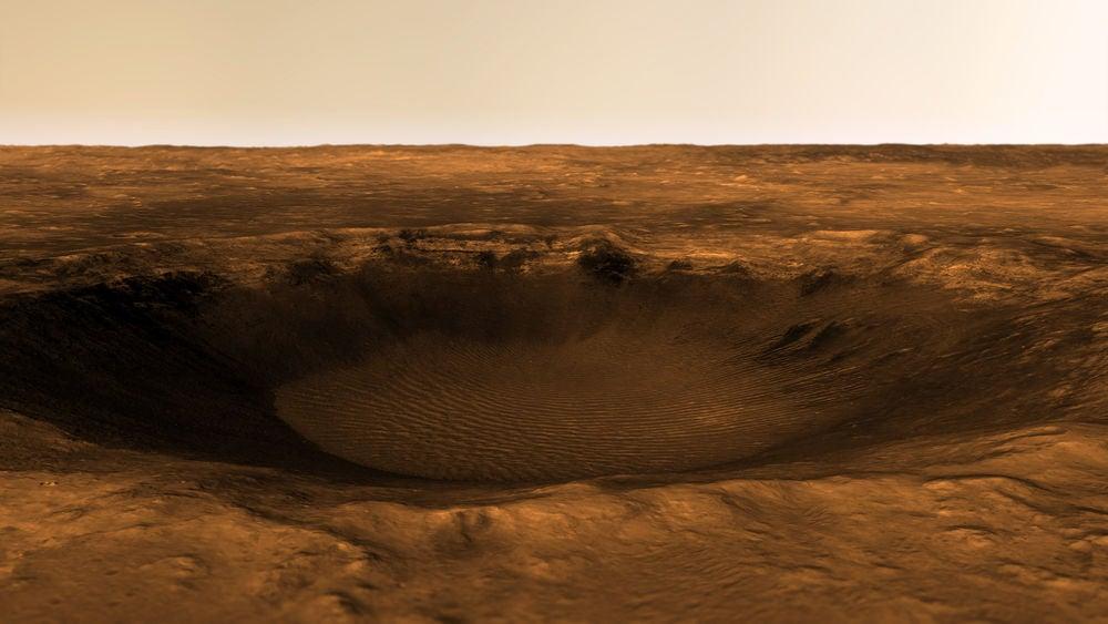 """""""Martian"""
