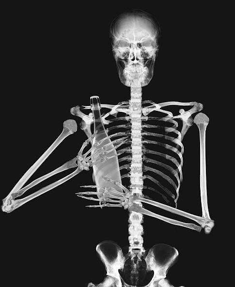 """""""skeleton"""
