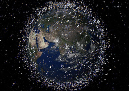 Russia Invests $2 Billion To Clean Up Space Debris