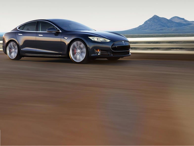 So What If The Tesla Model S Is No Longer Recommended By Consumer Reports?